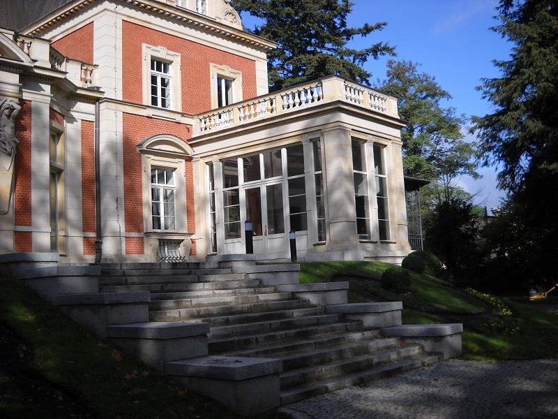 Park i Pałac w Pawłowicach 1