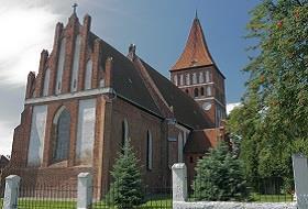 Kościół w Zalewie