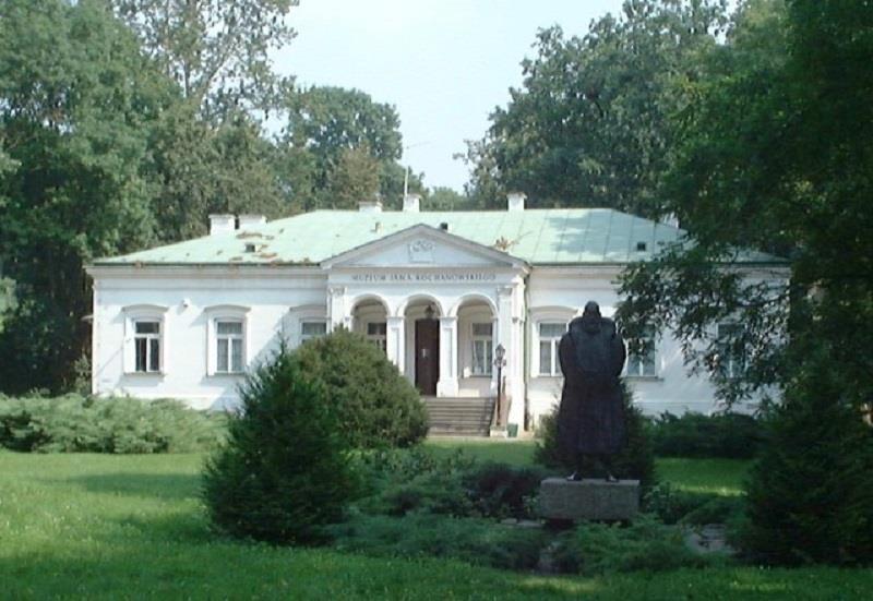 Muzeum Kochanowskiego 1