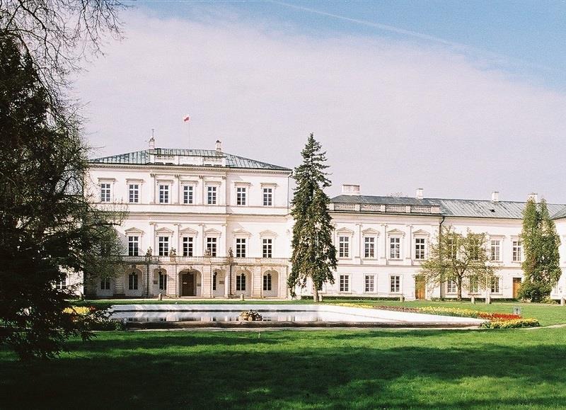 Pałac Czartoryskich Puławy  1