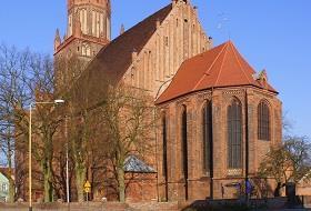 Kościół w Trzebiatowie