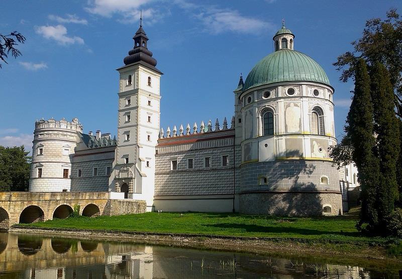 Zamek w Krasiczynie 1