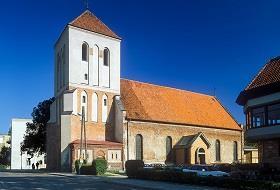 Kościół Św. Dominika Ostróda