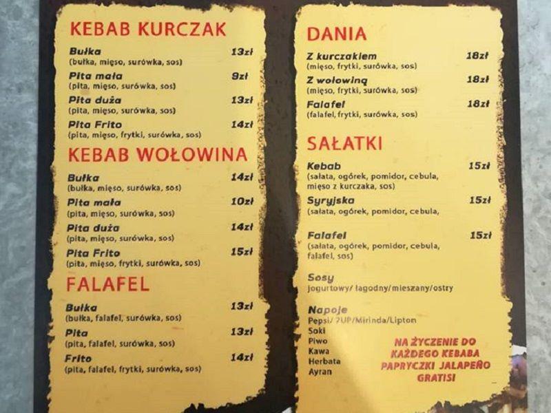 Piccante Kebab 5