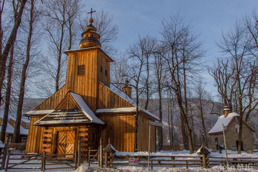 Stary Kościółek w Zakopanem 1