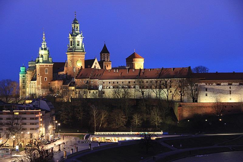 Zamek Królewski na Wawelu 2