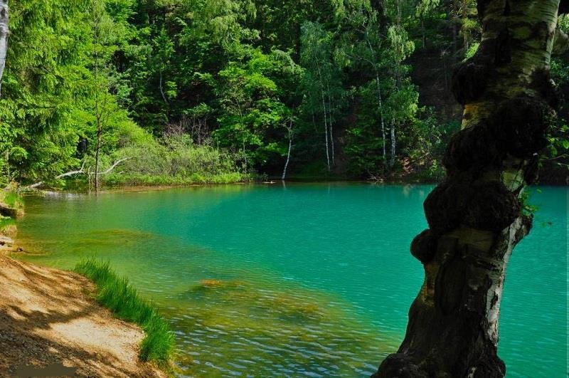 Szmaragdowe Jezioro 2