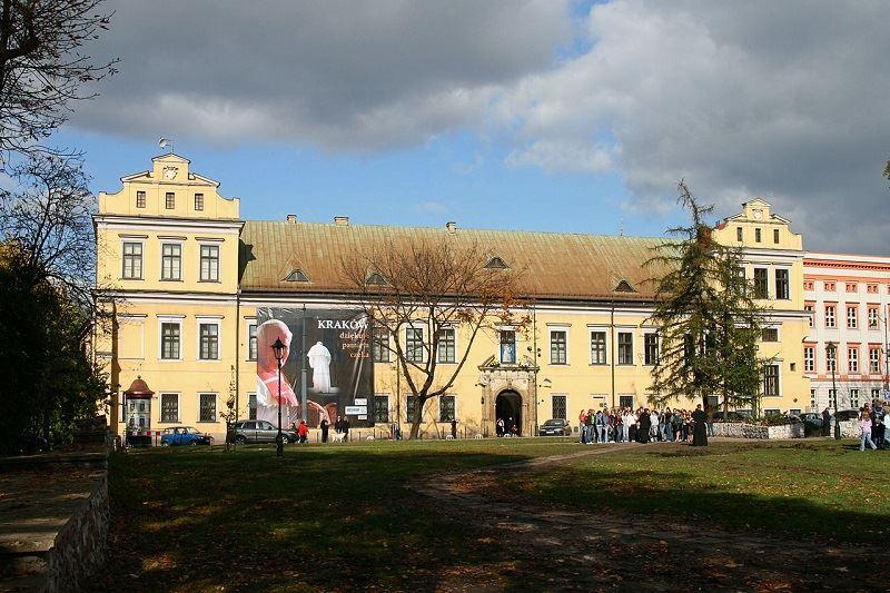 Pałac Biskupi w Krakowie 1