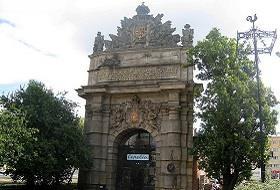 Brama Portowa w Szczecinie