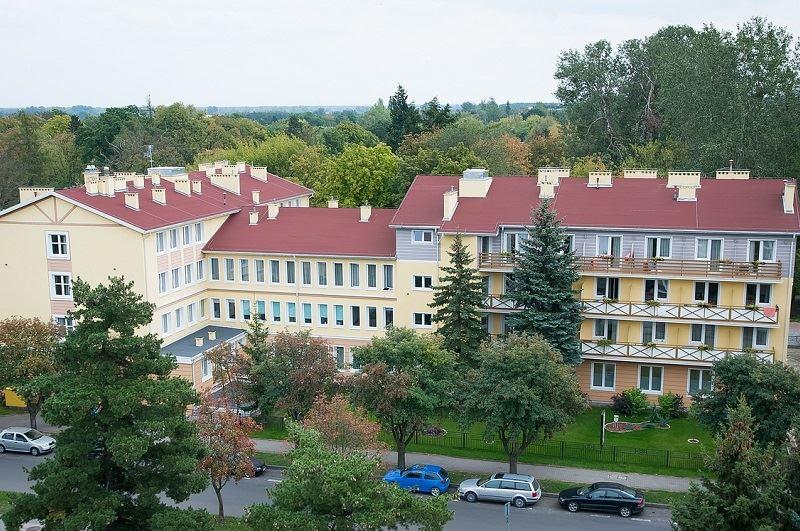 Sanatorium Łączność 1