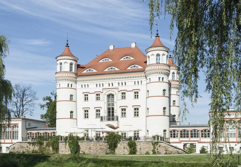Pałac w Wojanowie 1