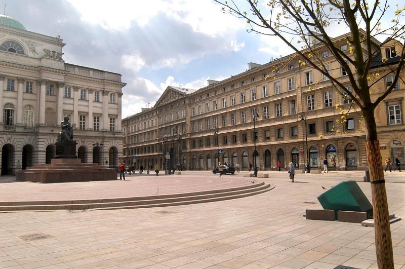 Pałac Zamoyskich 1