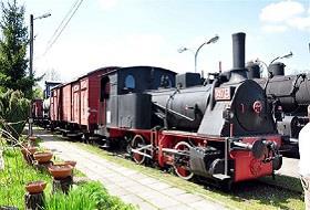 Skansen Taboru Kolejowego