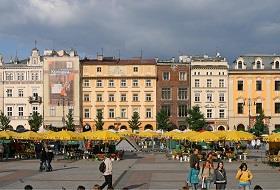 Kamienice w Krakowie