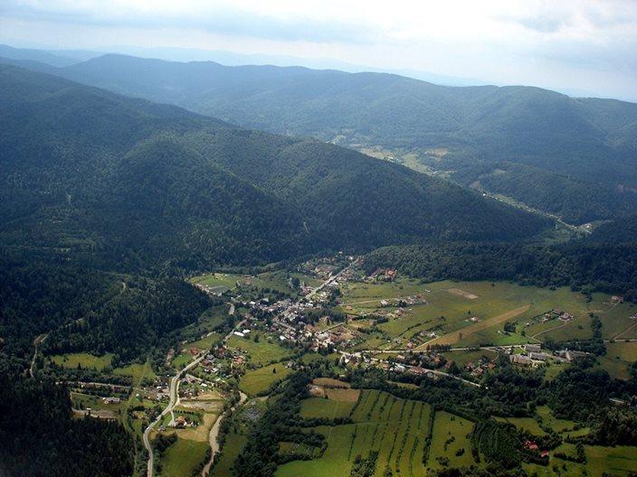Miejscowość Cisna 1