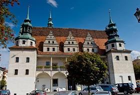 Renesansowy Ratusz w Brzegu