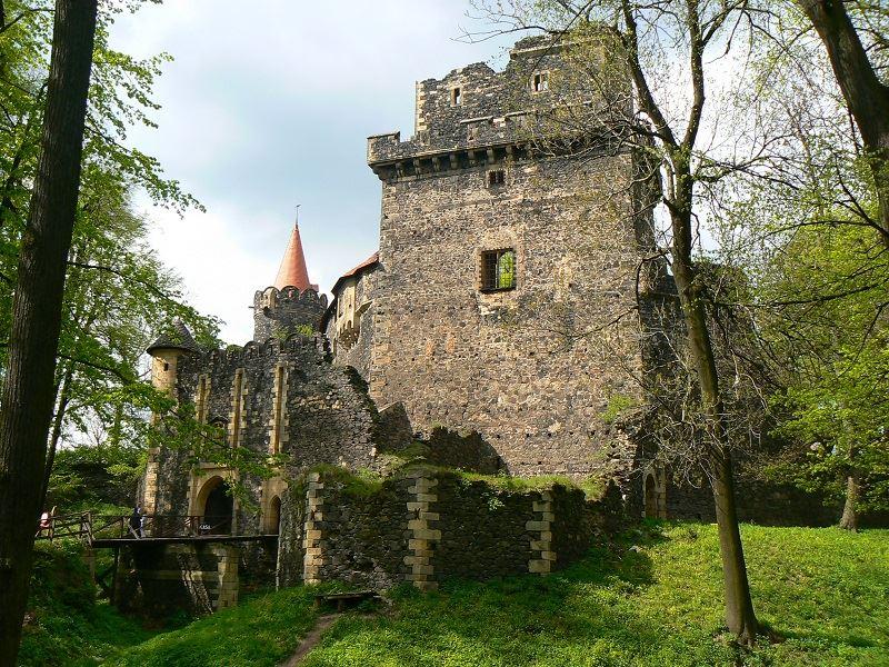 Zamek Grodziec 1