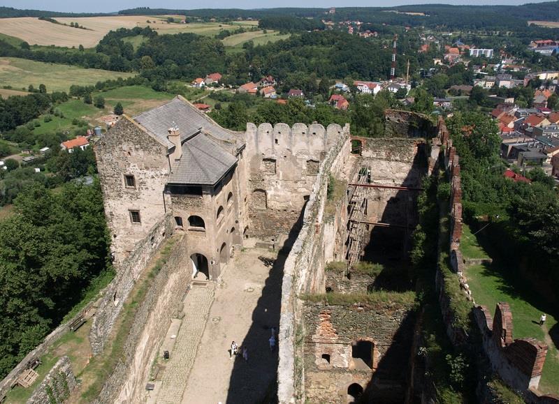 Zamek w Bolkowie 3
