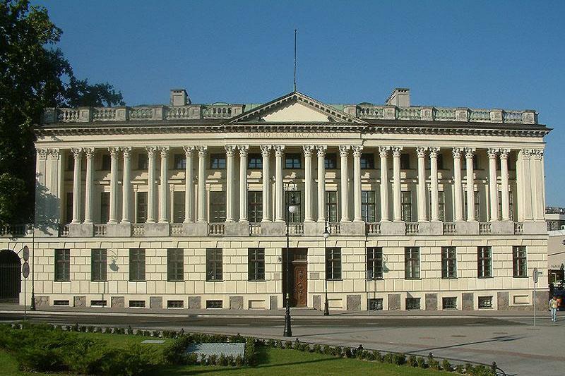 Biblioteka Raczyńskich w Poznaniu  1