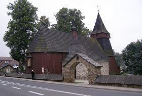 Kościół w Białce Tatrzańskiej