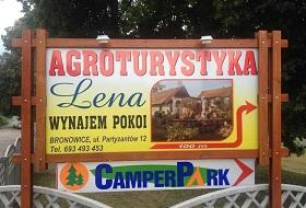 Camper Park LENA