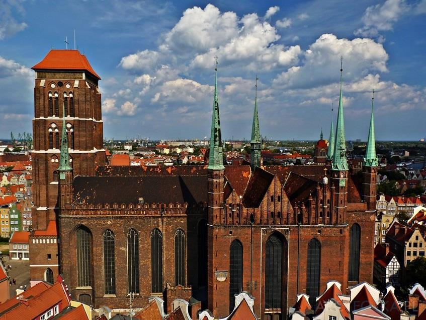 Kościół Mariacki w Gdańsku 1