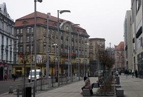 Plac Tadeusza Kościuszki Bytom