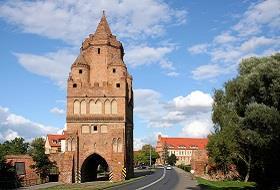 Brama Świecka w Chojnie