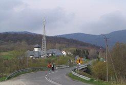 Miejscowość Ustrzyki Górne