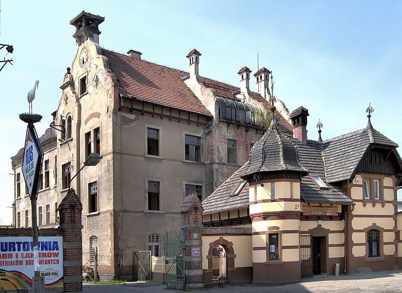 Fabryka Porcelitu w Tułowicach 1