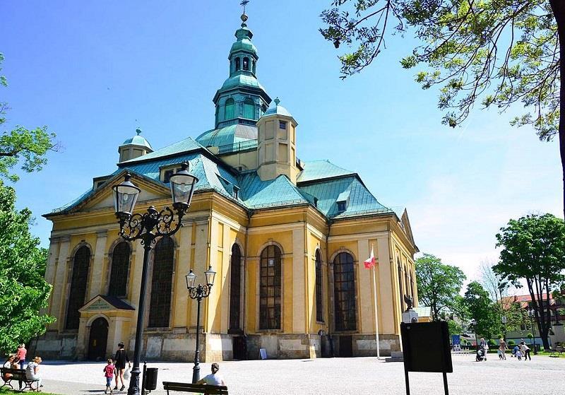 Kościół Luterański w Jeleniej Górze 1