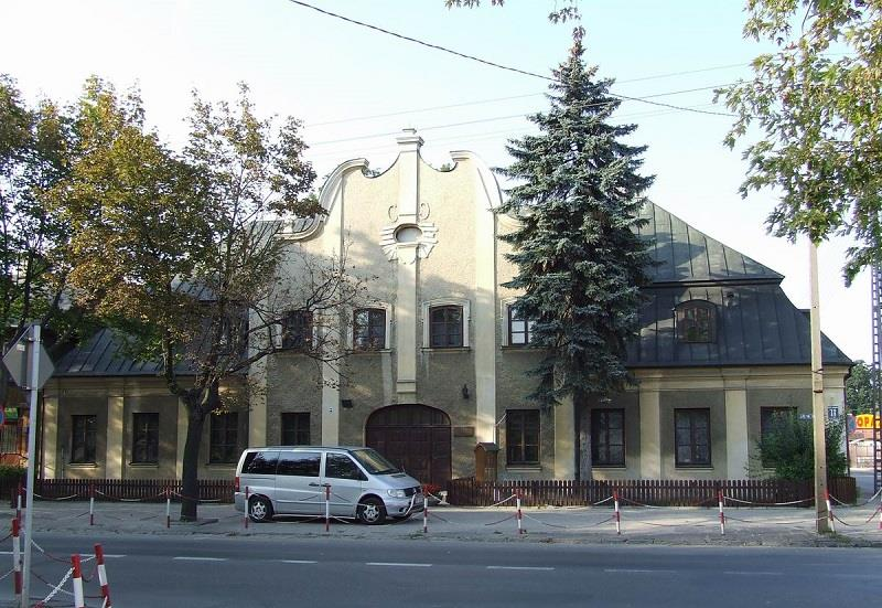 Dom Gdański w Węgrowie  1