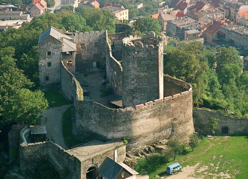 Zamek w Bolkowie 1