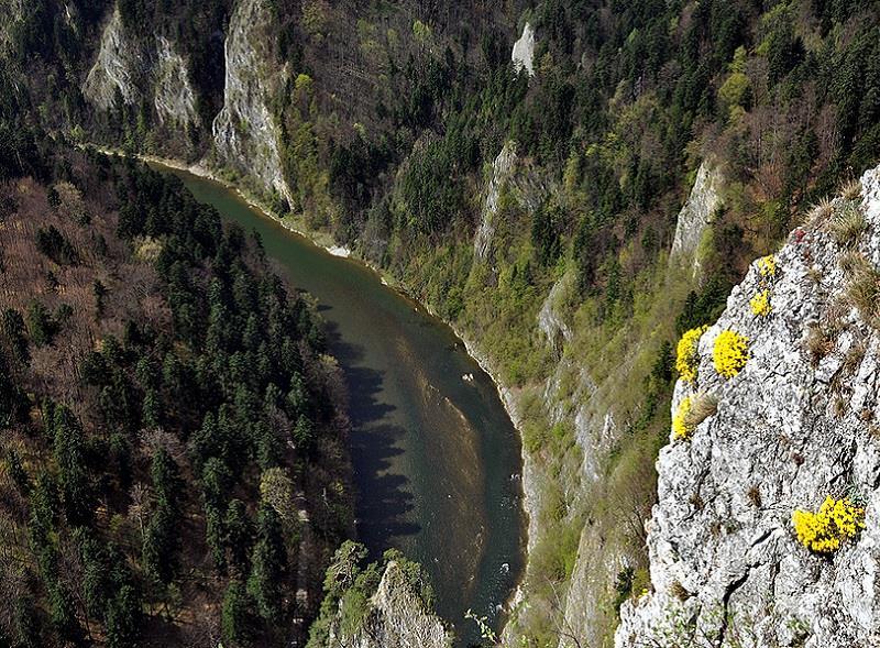 Przełom Dunajca 3
