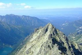 Rysy najwyższy szczyt Polski