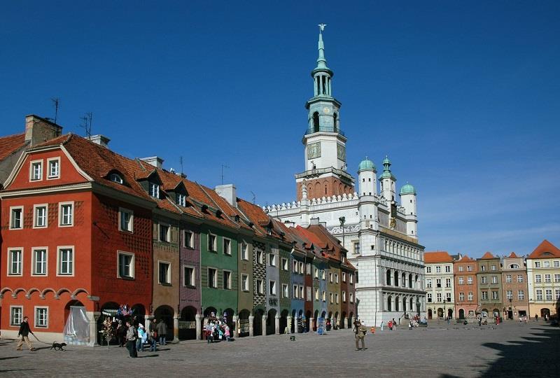 Stary Rynek w Poznaniu 2