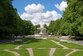 Ogród Saski w Warszawie