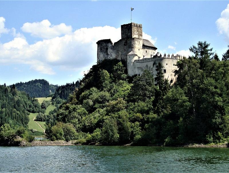 Spływ Przełomem Dunajca 3
