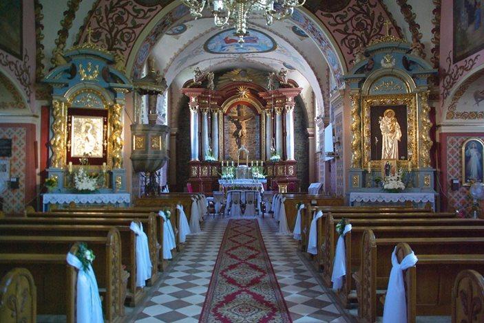 Kościół Podwyższenia Krzyża w Sanoku 1