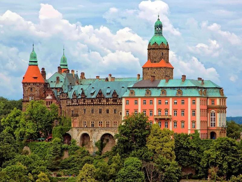 Zamek Książ 2