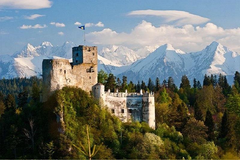 Zamek w Niedzicy 1