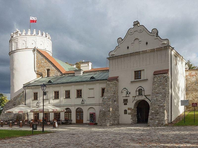 Zamek Kazimierzowski w Przemyślu 1
