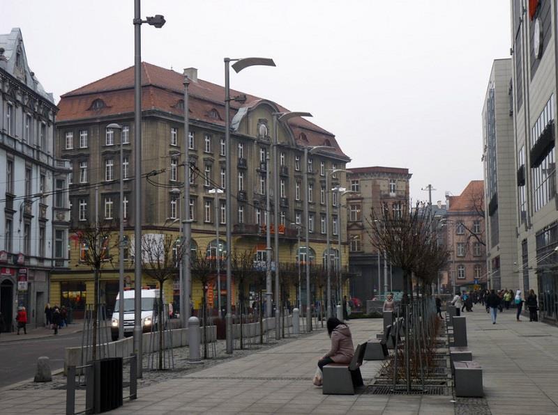 Plac Tadeusza Kościuszki Bytom 1