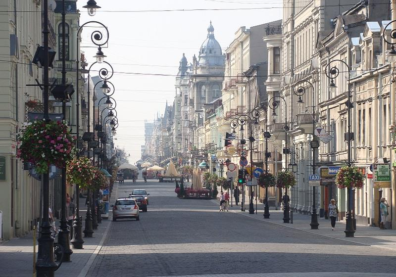Ulica Piotrkowska 1