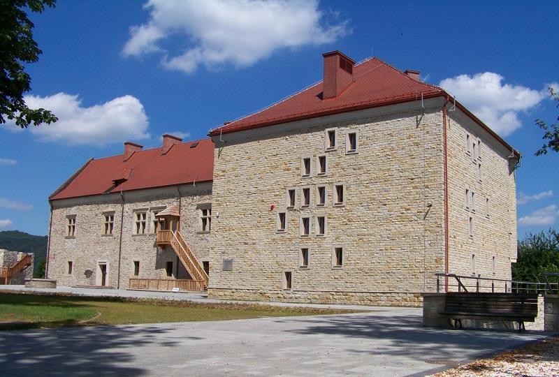Zamek Królewski w Sanoku 1