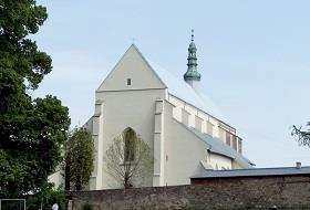 Kościół w Bodzentynie