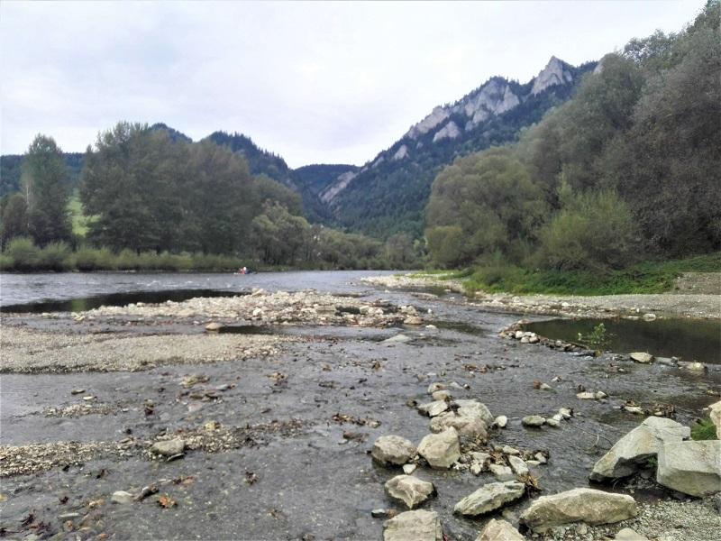 Spływ Przełomem Dunajca 1