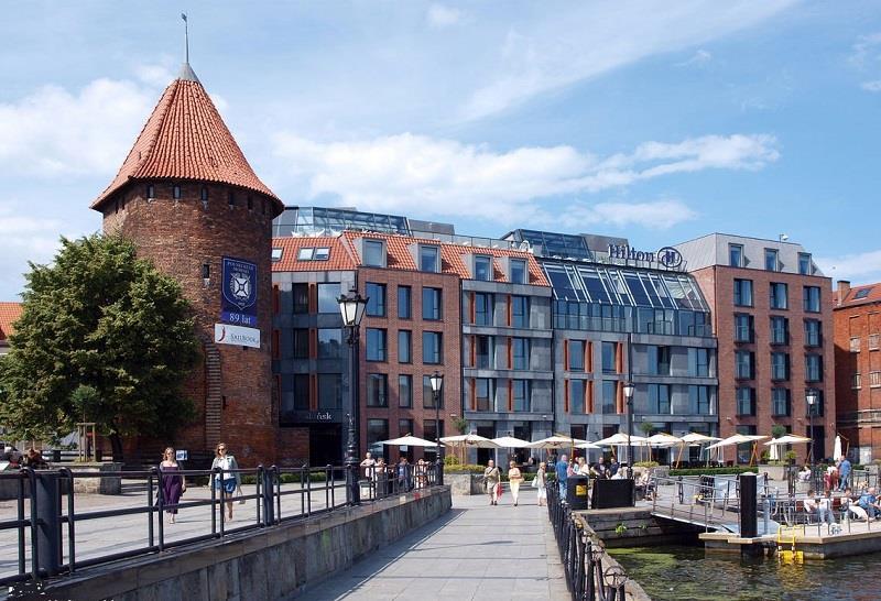 Hotel Hilton Gdańsk 1