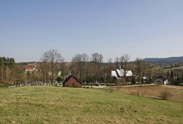 Miejscowość Czarna Górna 1
