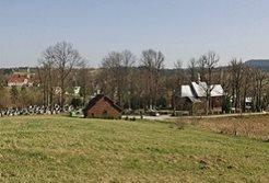 Miejscowość Czarna Górna